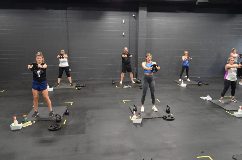 Advantages of Group Fitness
